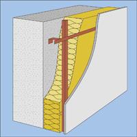 Роклайт в вентилируемых фасадах